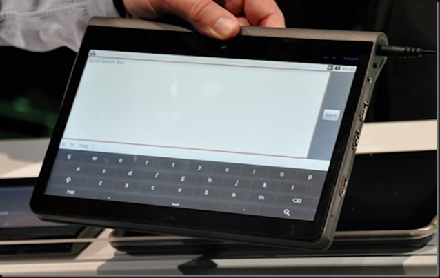 India's Notion Ink with ADAM Tablet on a Video – Greedytech