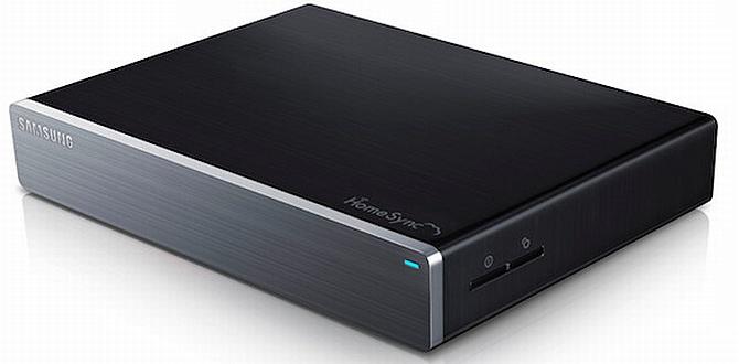 Samsung announces HomeSync, an Apple TV competitor