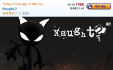 Naught 2 free on Amazon Appstore just for today