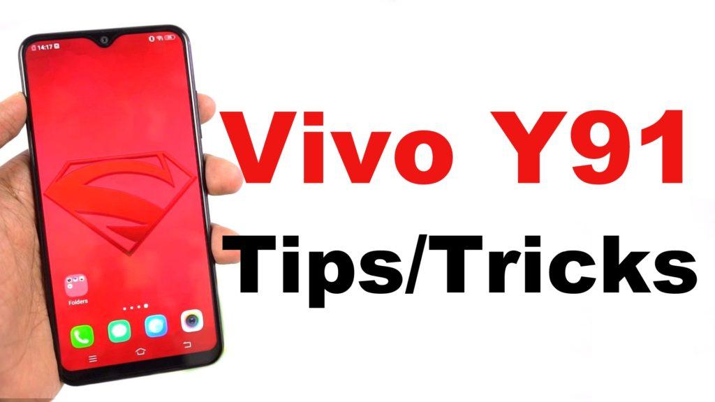 Vivo Y91 Tips and Tricks – Greedytech